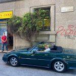 Reliant Scimitar Sabre SS1 1996 unica in Italia!