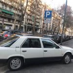 Renault 25 Turbo DX 1985