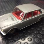 Simca 1500 Dinky France