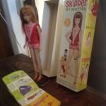 Skipper, la sorellina di Barbie della Mattel, originale degli anni '60
