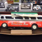 Sonicon Bus, Modern Toys Made in Japan