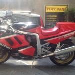 Suzuki GSX R 1989
