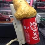 Telefono Coca Cola, anni '80