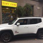 Test drive Jeep Renegade benzina