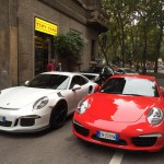 Tiny Cars ❤️ Porsche!