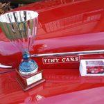 Tiny Coppa alla Volvo di Paolo! crono e motori al via del Brianza classic team
