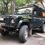 Tiny Land Rover! Una nuova avventura in vista?