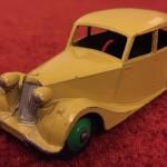 Triumph Dinky Toys