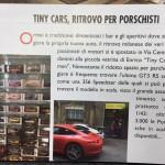 Tutto Porsche n. 87 del 2016 parla di Tiny Cars... presente!