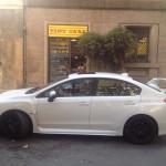 Una Strepitosa Subaru WRX STI