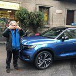 Valerio Alfonzetti ci porta a vedere la Volvo XC40 in prova!
