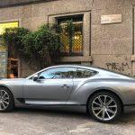 Valerio Alfonzetti ci porta la Bentley Continental in prova