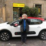 Valerio Alfonzetti prova la Citroen C3!