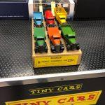 Vans Dinky Toys del primo dopoguerra, collezione privata non in vendita