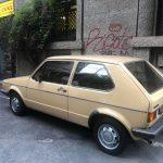 Volkswagen Golf GL 1100 base 1979 come nuova mai restaurata!