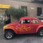 """Volkswagen Maggiolino Autozodiaco """"California"""" base del 1962 modifica del 1974"""