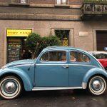 Volkswagen Maggiolino mod 117 1962