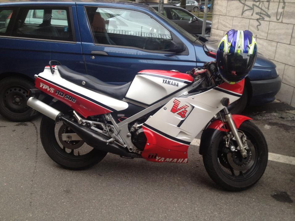 Yamaha RD 500 1984