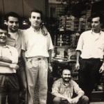 Una vecchia immagine di Miniland del grande Emilio Re!