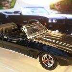 elaborazioni scala 1:43   Pontiac firebird cabriolet