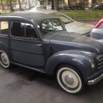 Fiat 500 C Belvedere