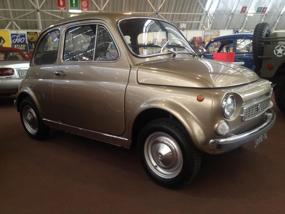 Fiat 500 My Car Francis Lombardi Tiny Cars