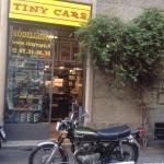 Honda 350 twin 1972