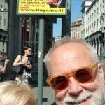 Flavio e signora al Tiny Orologio di C.so Matteotti!