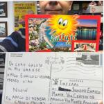 Grazie a Nicolo' per la cartolina!