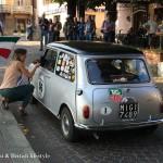 La Tiny Mini di Paolo parte alla Parma Poggio di Berceto