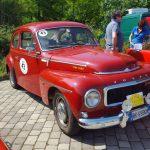 La Tiny Volvo di Paolo al giro dell' Oltrepò Pavese