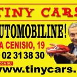 """La mitica pubblicità di Tiny Cars con Enrico """"Invitante"""""""
