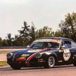 Renato Benusiglio a Brno con la Porsche 911 Gr. 4, Tiny Cars è sempre presente!