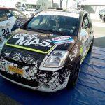 Saluti da Stefano dal rally del Sebino! La Tiny C2!