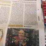 Su Il Giorno Milano redazionale su Tiny Cars!