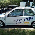 Tiny 106 al rally day Aci Lecco! Grande Stefano!
