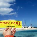 Tiny Cars a Cayo Largo, Cuba