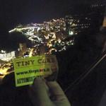 Tiny Cars a Monte Carlo! Grazie a Matteo Cervia! Auguri!