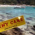 Tiny Cars a Raya Island, Phuket, grazie Stefano!