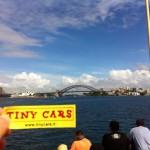 Tiny Cars a Sidney!