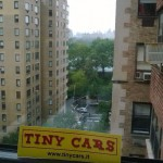 Tiny Cars anche a New York