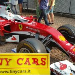 Tiny Ferrari!