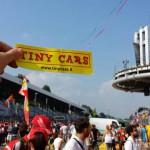 Tiny Monza: podio!