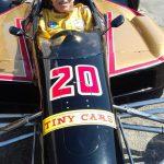 Tiny Racing Cars col grande Renato Benusiglio!