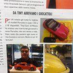 Valerio Alfonzetti ci presenta il nuovo numero di Tutto Porsche! Tiny Cars presente!