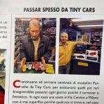 Valerio Alfonzetti ci presenta il nuovo super numero di Tutto Porsche 20 anni! Tiny Cars presente! Grazieeee!