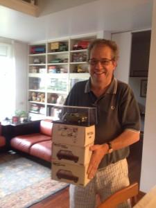 L'amico Marco Douglas ci mostra la sua splendida raccolta