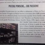 Bellissimo articolo su Tiny Cars sull'ultimo numero di Tutto Porsche!