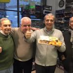 09.01.2016 - Grande regalo dalla pasticceria La Pagnottella! I Tiny Amici ringraziano!
