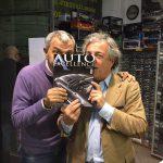 25.11.2016   Valerio Alfonzetti ci porta l'ultimo numero di auto Excellence, Tiny Cars presente! Grazieeee!